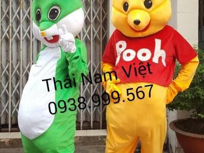 Mascot biểu diễn cho thuê giá rẻ tại Sài Gòn 2