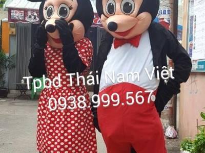 Mascot biểu diễn cho thuê giá rẻ tại Sài Gòn 5