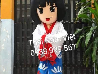 Mascot biểu diễn cho thuê giá rẻ tại Sài Gòn 8