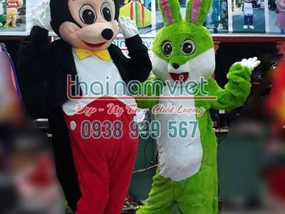 Mascot biểu diễn cho thuê giá rẻ tại Sài Gòn 12