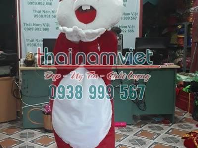 Mascot biểu diễn cho thuê giá rẻ tại Sài Gòn 15