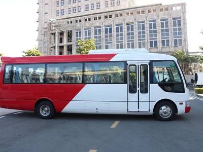 XE BUS FUSO ROSA 29 ghế ngồi xuất xứ Nhật Bản 4