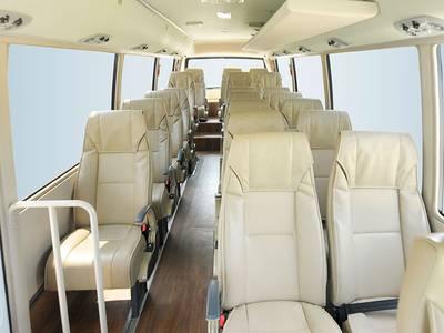 XE BUS FUSO ROSA 29 ghế ngồi xuất xứ Nhật Bản 8