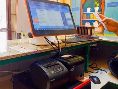 Máy tính tiền giá rẻ tại Vũng Tàu- Nha Trang 2