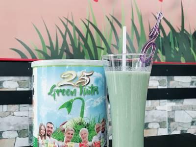 Bột Ngũ Cốc Nhập Khẩu Cao Cấp - 25 GREEN NUTRI 0