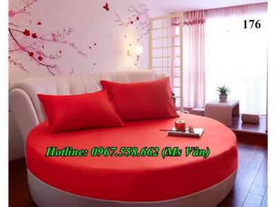 Giường ngủ hình tròn giá rẻ - giường tròn tphcm 3