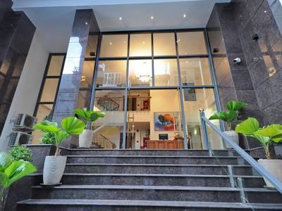 Cho thuê toà nhà nguyên căn mới 8 tầng 19 phòng trung tâm TP Nha Trang 0