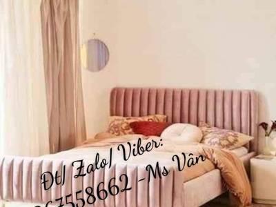 Các kiểu giường ngủ bọc nệm hiện đại sang trọng cho căn hộ chung cư, nhà phố 11