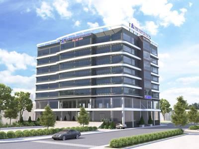 Cho thuê văn phòng, diện tích lên đến 1.600 m2 4