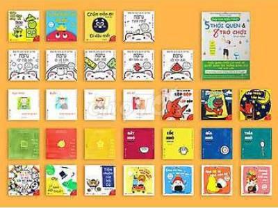 Bộ 31 cuốn Ehon Nhật Bản 0