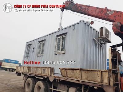 Cho thuê CONTAINER VĂN PHÒNG   hưng phát container 9
