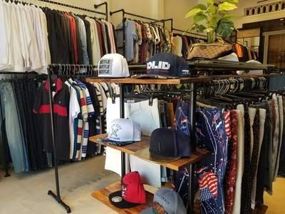 Sang shop quần áo nam 117 Nguyễn Thị Minh Khai -  Nha Trang - Khánh Hòa 1