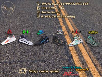 4Aufa    Chuyên giày chính hãng: Nike, Adidas, Under Armour, Asics, Air Jordan Hàng used, giá tốt 0