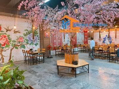 Sang nhượng quán lẩu nướng tại tầng 1 tòa nhà ATB Lê Duẩn, Kiến An, Hải Phòng 5
