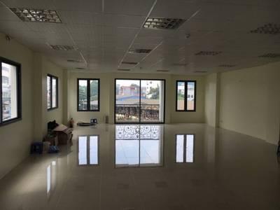 Cho thuê gấp     nhà mặt phố Trần Quang Diệu   Hoàng Cầu 110m2 sàn thông x 4 sàn thông nhà thiết kế 0