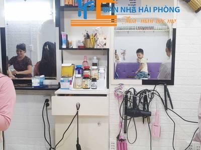 Sang nhượng cửa hàng gội đầu - nail số 85 Vũ Trọng Khánh, Ngô Quyền, Hải Phòng 1