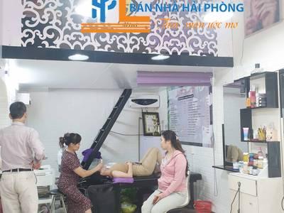 Sang nhượng cửa hàng gội đầu - nail số 85 Vũ Trọng Khánh, Ngô Quyền, Hải Phòng 3