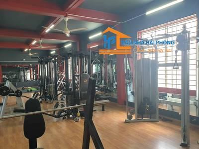 Sang nhượng phòng gym số 187B đại lộ Tôn Đức Thắng, Sở Dầu, Hồng Bàng, Hải Phòng 1