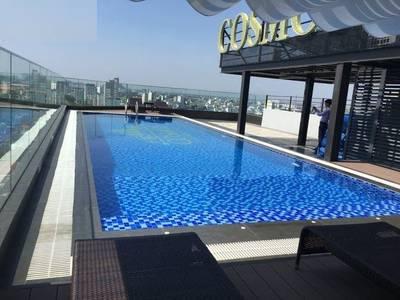 Cho thuê khách sạn 17 phòng đường Phạm Văn Đồng, ngay biển Mỹ Khê giá tốt. 0
