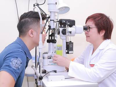 Khám mắt định kỳ tại Đa khoa Phương Nam Đà Lạt 0