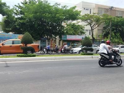 Cho thuê đất mặt tiền Nguyễn Hữu Thọ, gần Trưng Nữ Vương 0
