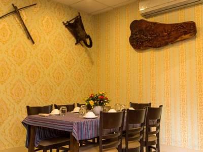 Chính chủ Sang nhượng nhà hàng phong cách Tây Nguyên 1