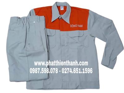 Đồng phục công ty áo thun, áo sơ mi, đồ bảo hộ  giá rẻ tại Bình Dương 0