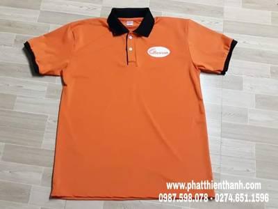 Đồng phục công ty áo thun, áo sơ mi, đồ bảo hộ  giá rẻ tại Bình Dương 3