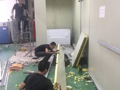Cải tạo sửa chưa nhà xưởng 7