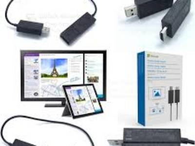 Microsoft Wireless Display Adapter V2 Version-Bộ Chuyển Surface..New Seal-Nhập Mỹ 0