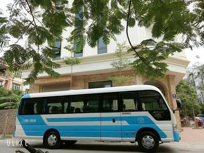 Cho thuê xe giá rẻ từ 4-45 chỗ tại Hà Nội  Có lái 5