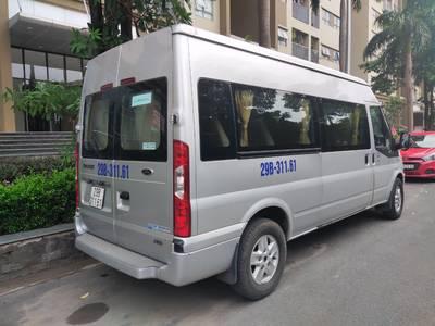 Cho thuê xe giá rẻ từ 4-45 chỗ tại Hà Nội  Có lái 2