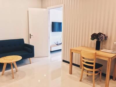 Cho thuê căn hộ đường Lê Thanh Nghị Hải Châu- Đà Nẵng-45m2 chỉ 5.5tr 2