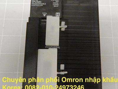 Chuyên cung cấp bộ lập trình PLC Omron   CJ1M Series 0