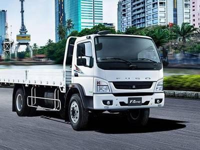 Xe tải Trung cao cấp Mitsubishi Fuso Canter 2