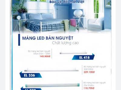 Chương trình tuyển nhà phân phối thiết bị điện ELITON giảm từ 5-25 tại Tây Ninh 0