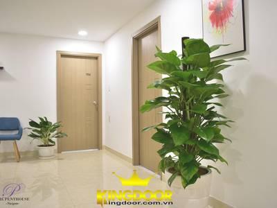 Cửa nhựa gỗ Composite tại Nha Trang - Khánh Hòa 0