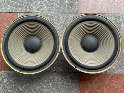 Đôi Loa bass 25 Sony từ neo 25cm 1-504-976-11 gỡ thùng, hàng bãi, nguyên bản 0