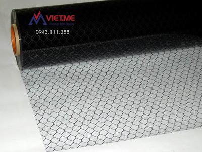 Màng nhựa PVC lưới ô mắt cáo, PVC ESD Grid, PVC chống tĩnh điện tại Bắc Ninh 1
