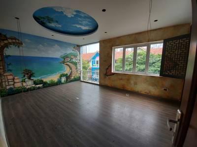 Cho thuê biệt thự khu đô thị Mỗ Lao - Hà Đông.Diện tích đất 340m2, nhà rộng 180m2 x 3 tầng 6