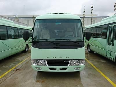 Bán mới xe 29 ghế giá rẻ nhất thị trường xe nhập khẩu Nhật Bản Fuso Rosa tại Hải Phòng 1