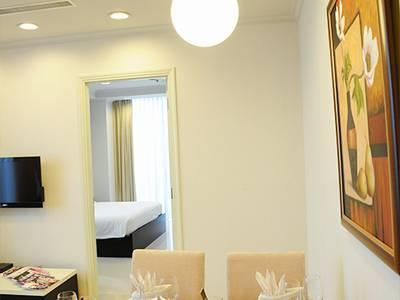 Chính Chủ Cho Thuê Căn Hộ Cao Cấp Mayfair Suites - Tầng 9 - 2pn - 68m2 - Quận 1 - Full nội thất 6