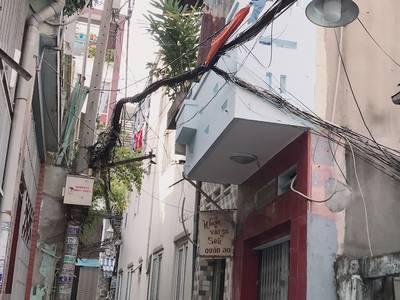 Nhà nhỏ hẻm đường Nguyễn Hữu Cảnh 0