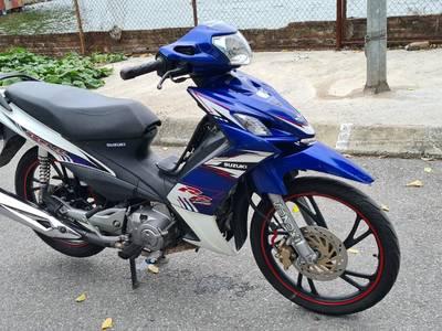 Cần bán Suzuki Axelo 125 Rr cực đẹp. 7