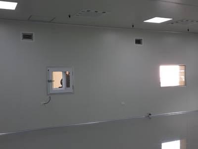 Thiết kế, thi công cơ điện, điều hòa thông gió, Phòng sạch 1