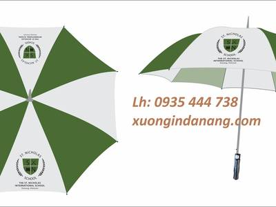 Ô dù quảng cáo giá rẻ tại Đà Nẵng, ô dù chất lượng tại Đà Nẵng 4