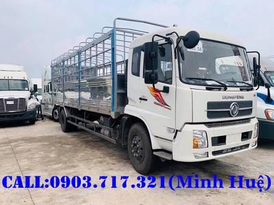 Bán xe tải Dongfeng 9 tấn máy Cummin Mỹ. Giá xe tải DongFeng B180 9 tấn 6
