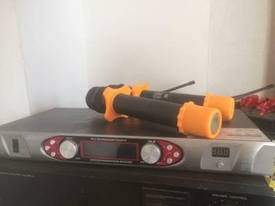 Micro không dây audio plant 2