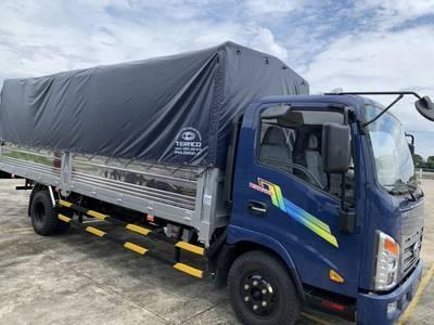Bán Xe Dehan tải 3.5 tấn thùng dài 6 mét T35SL tại Hải Phòng Quảng Ninh 2