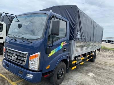 Bán Xe Dehan tải 3.5 tấn thùng dài 6 mét T35SL tại Hải Phòng Quảng Ninh 3